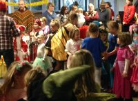 Kinderkarneval beim TuS Breckerfeld