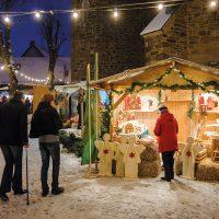 Kirchplatz Weihnachtsmarkt